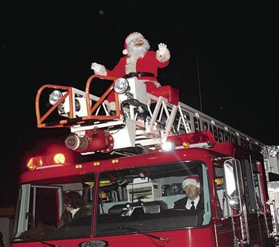 Elizabethton Christmas Parade takes place on Saturday