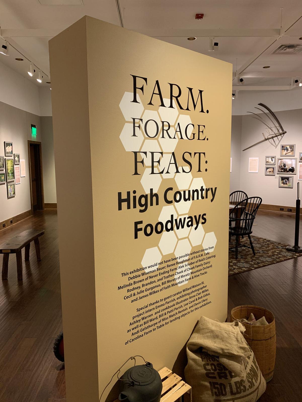 Blowing Rock museum exhibit showcases North Carolina foodways