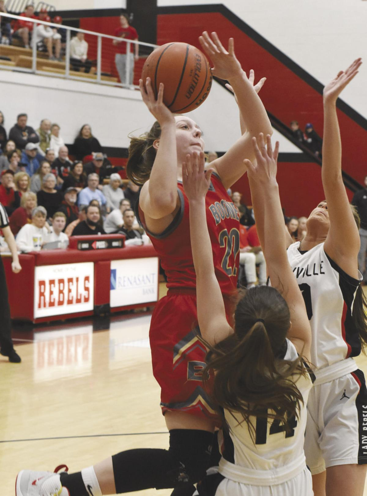 Fritz, Maryville too much for Lady Trailblazers