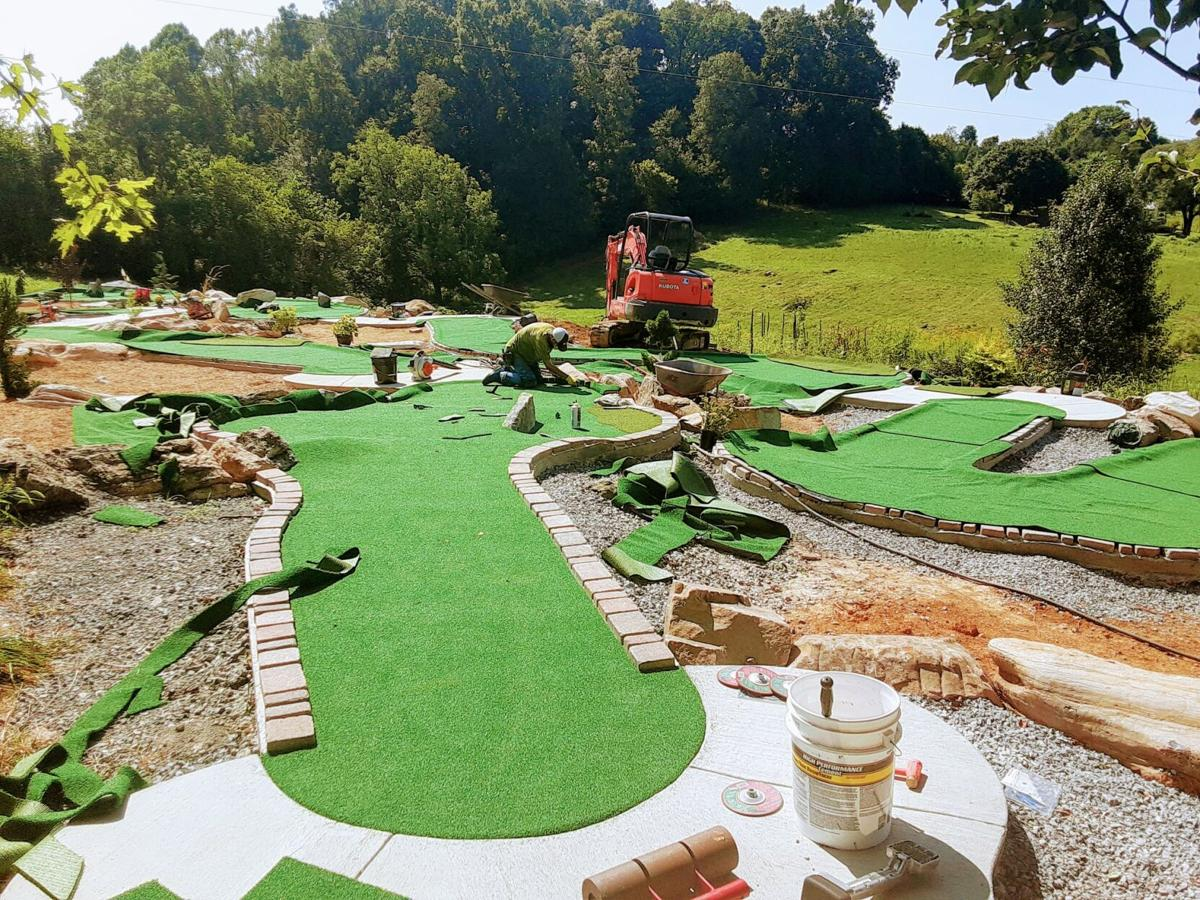 Paradise Acres offers laser tag, mini-golf and more