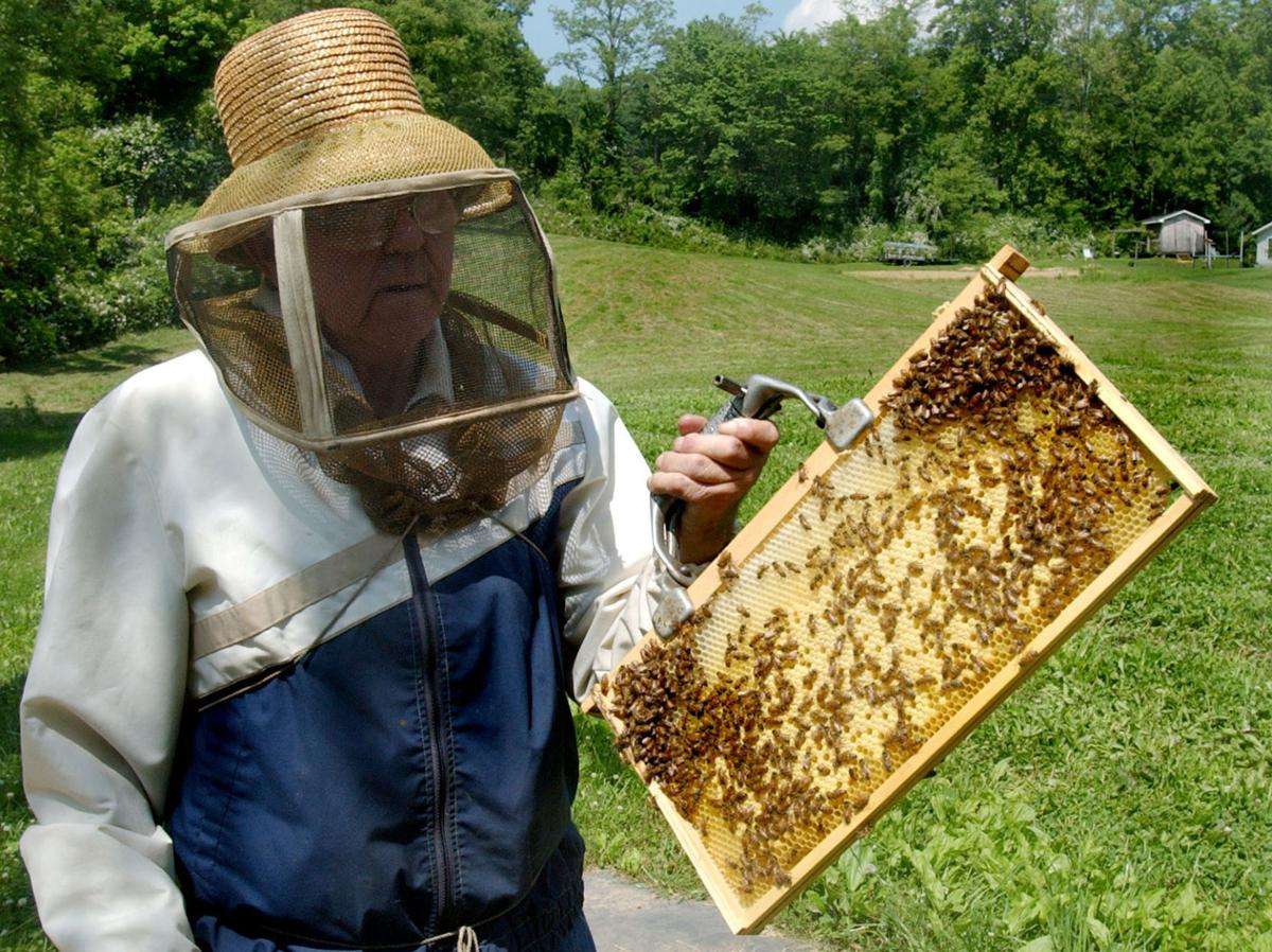 'Old-timey' beekeeper left his mark on local woman