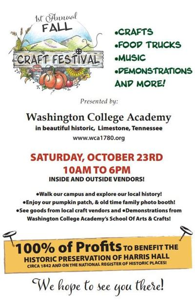 WCA Fall Craft Festival