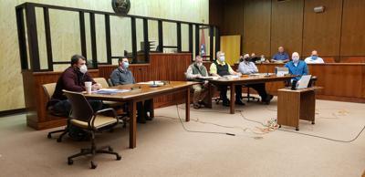 Unicoi County Commission