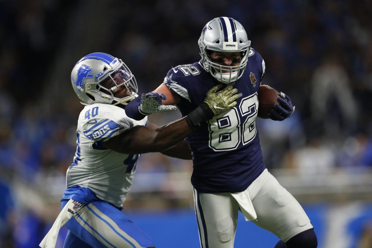 Witten agrees to 1-year deal with Raiders