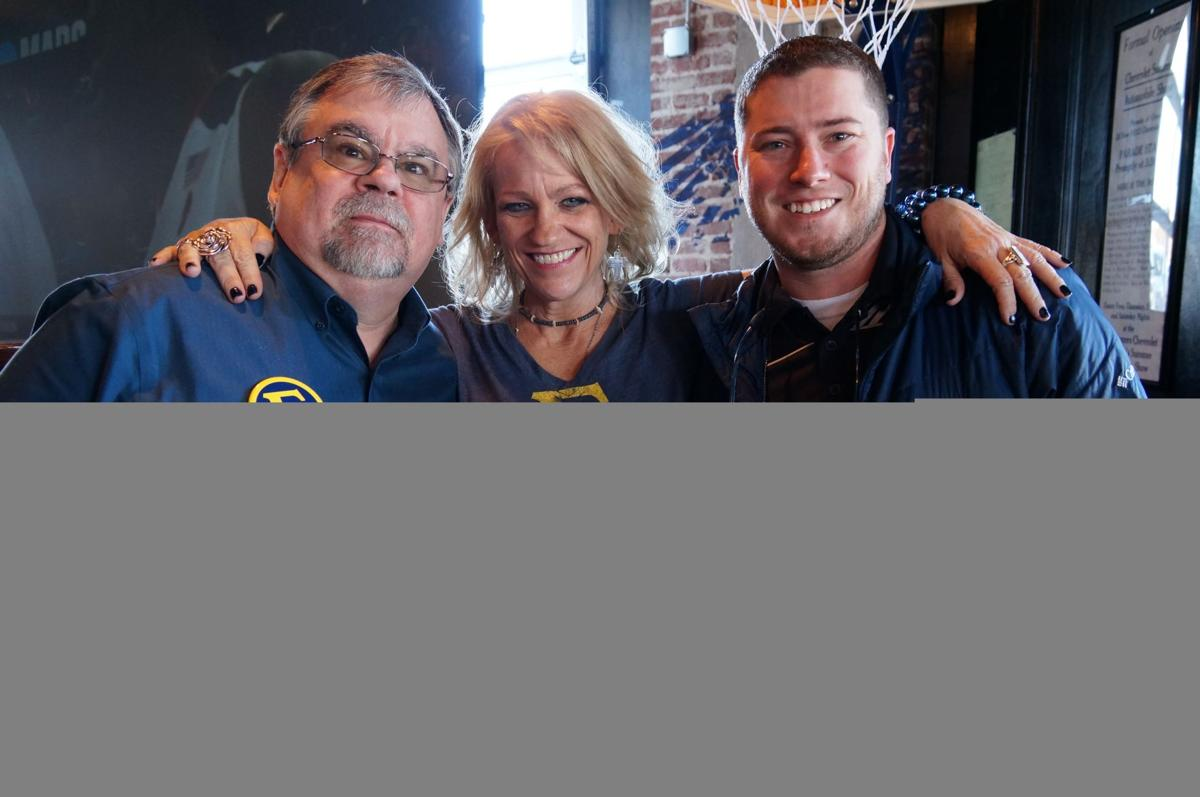 ETSU Watch Party at Wild Wing Cafe - Early PHOTOS