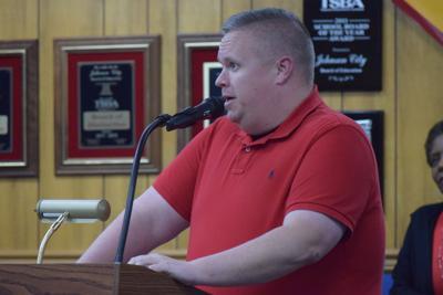 Johnson City school board talks funding, capital projects
