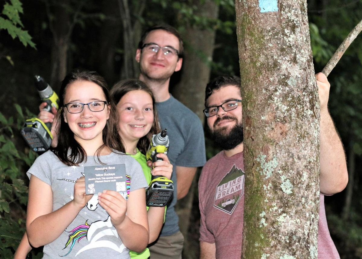Jacob's Nature Park to open arboretum
