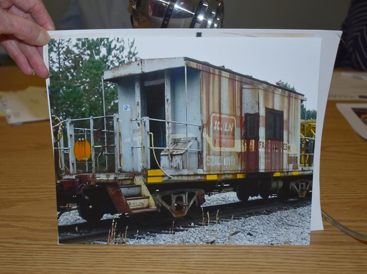 Historic Clinchfield caboose finds a home in Unicoi