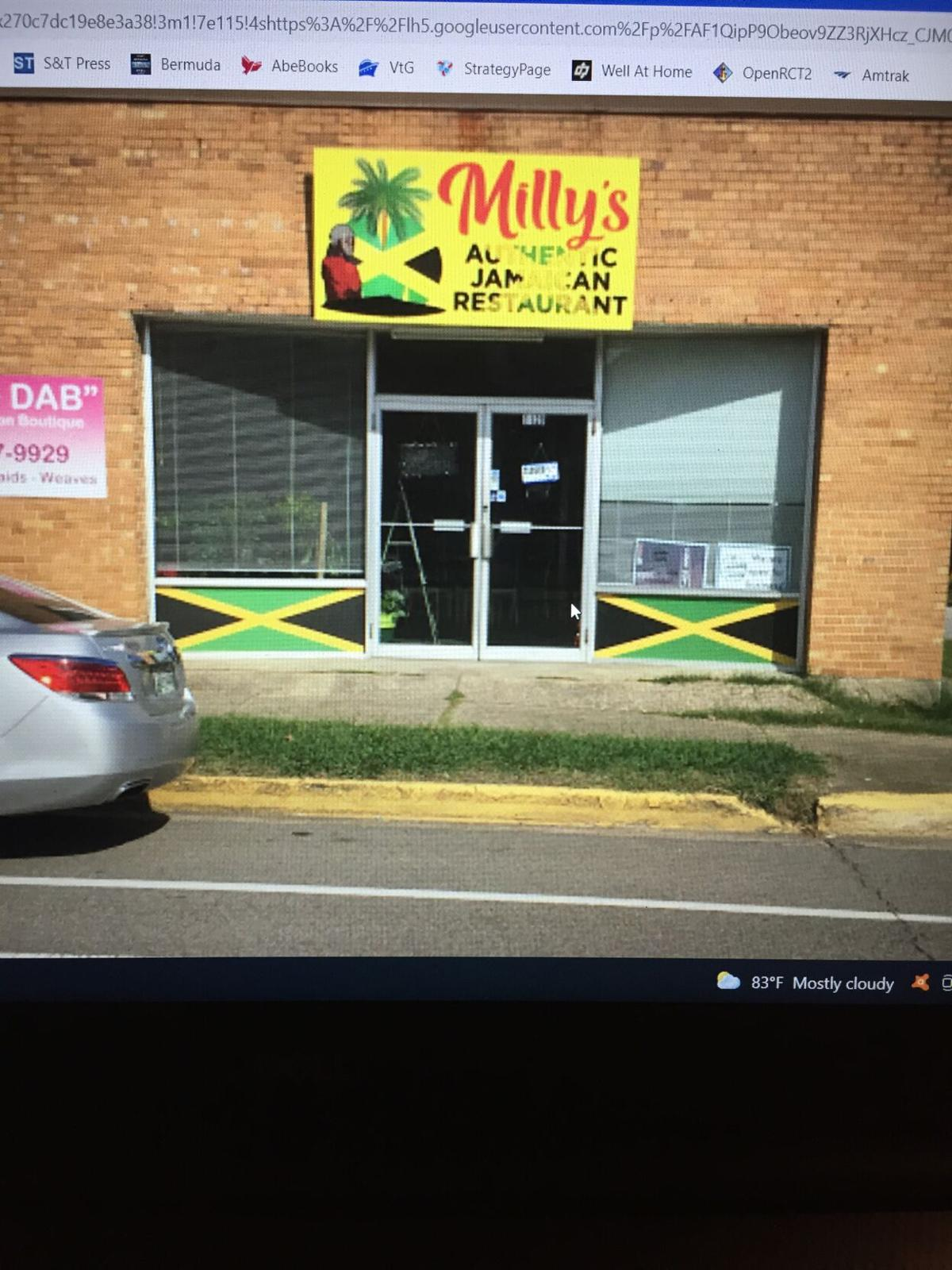 Milly's Exterior.JPG