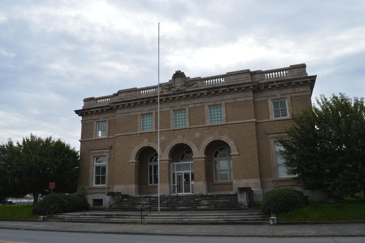 Ashe Street Courthouse