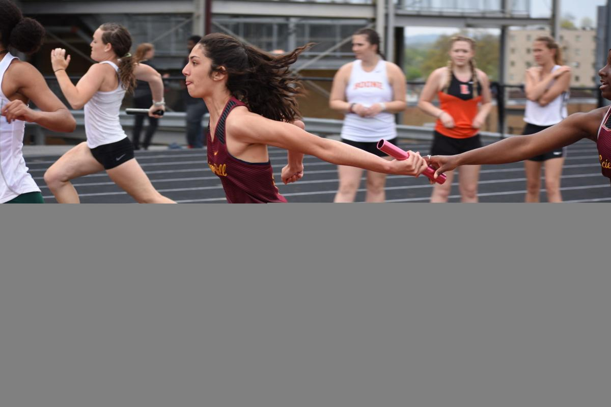 Strong fields in boys throws and girls sprints lead Ballad Health/TriCitiesSports.com Relays