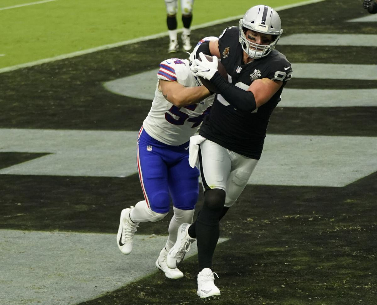 Bills Raiders Football