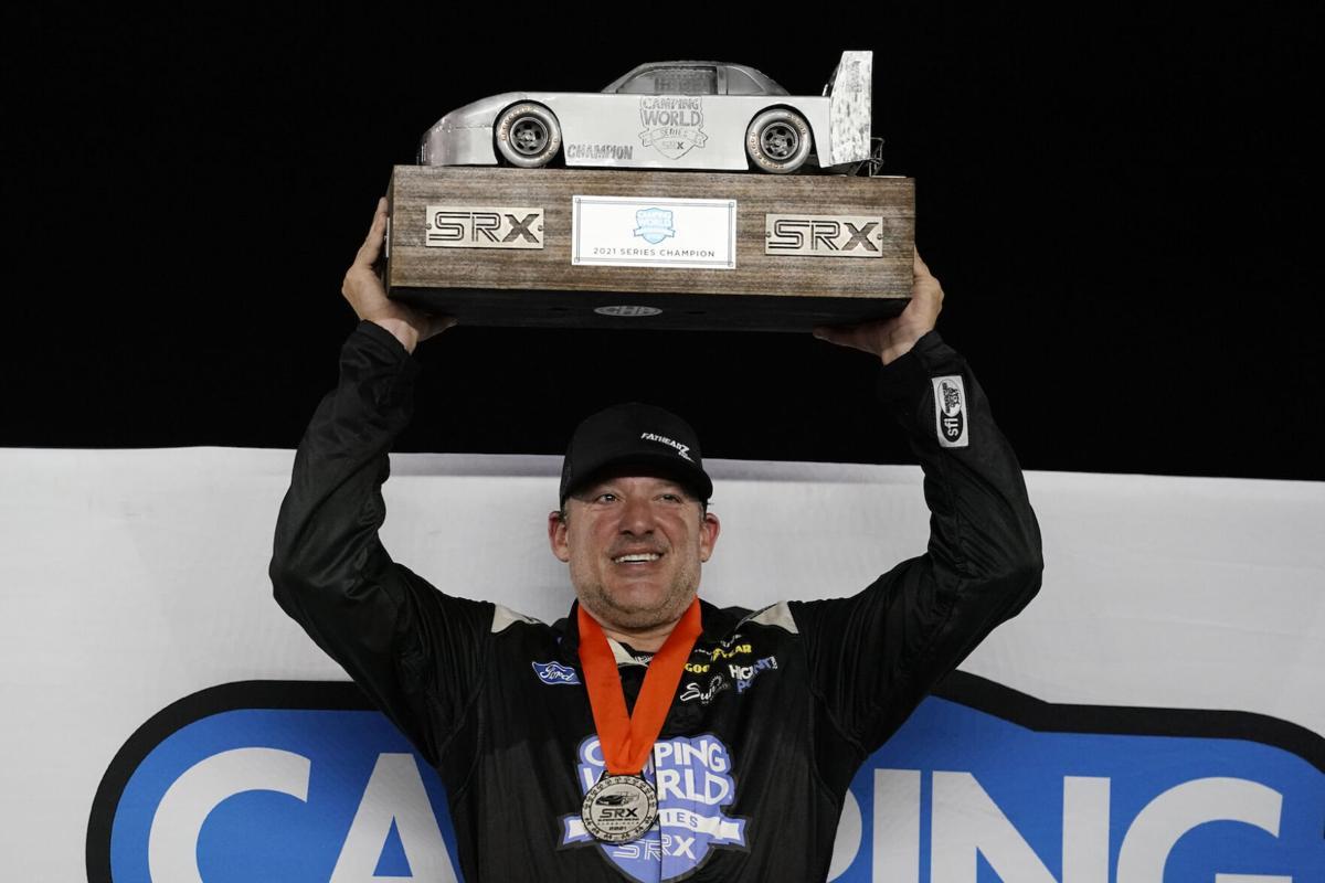 SRX Nashville Auto Racing