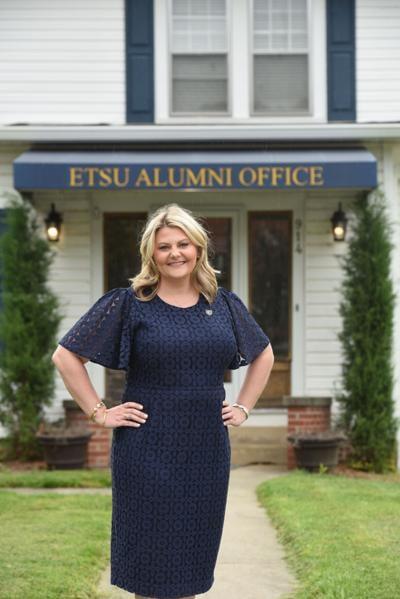 Whitney Calhoun Goetz named ETSU alumni director