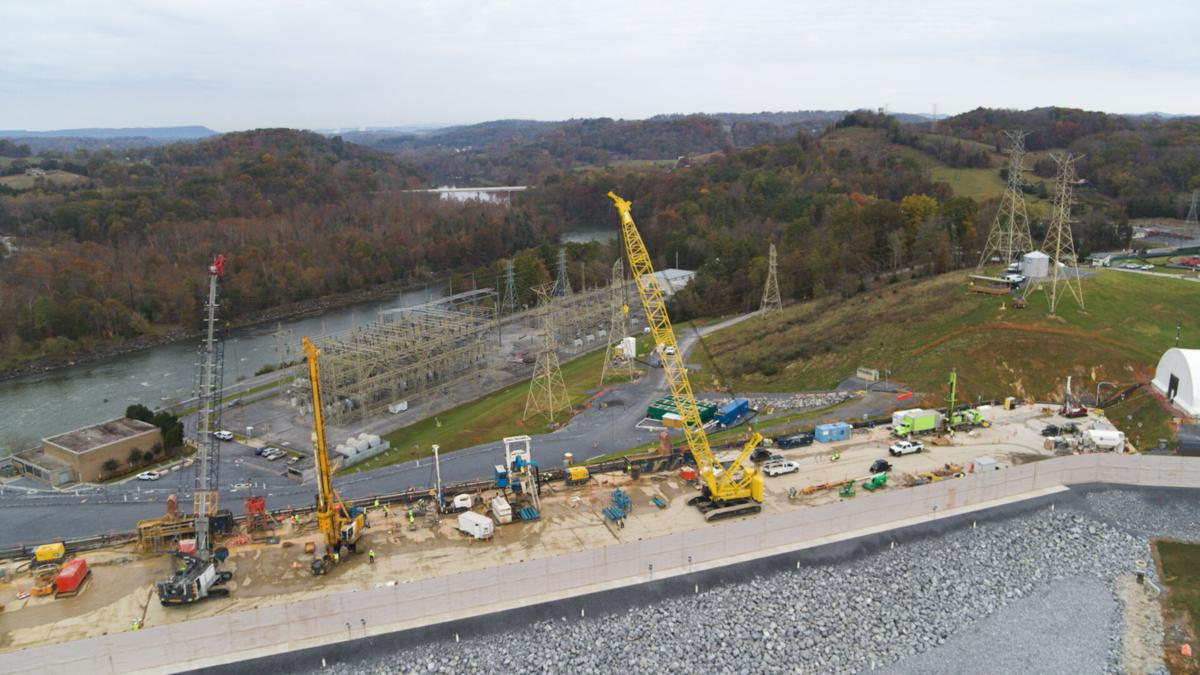 TVA: Boone Dam repair still on schedule; no cases of COVID-19 on site