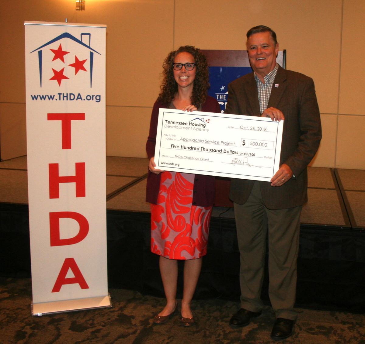 THDA grant to kickstart major expansion of Appalachia Service Project