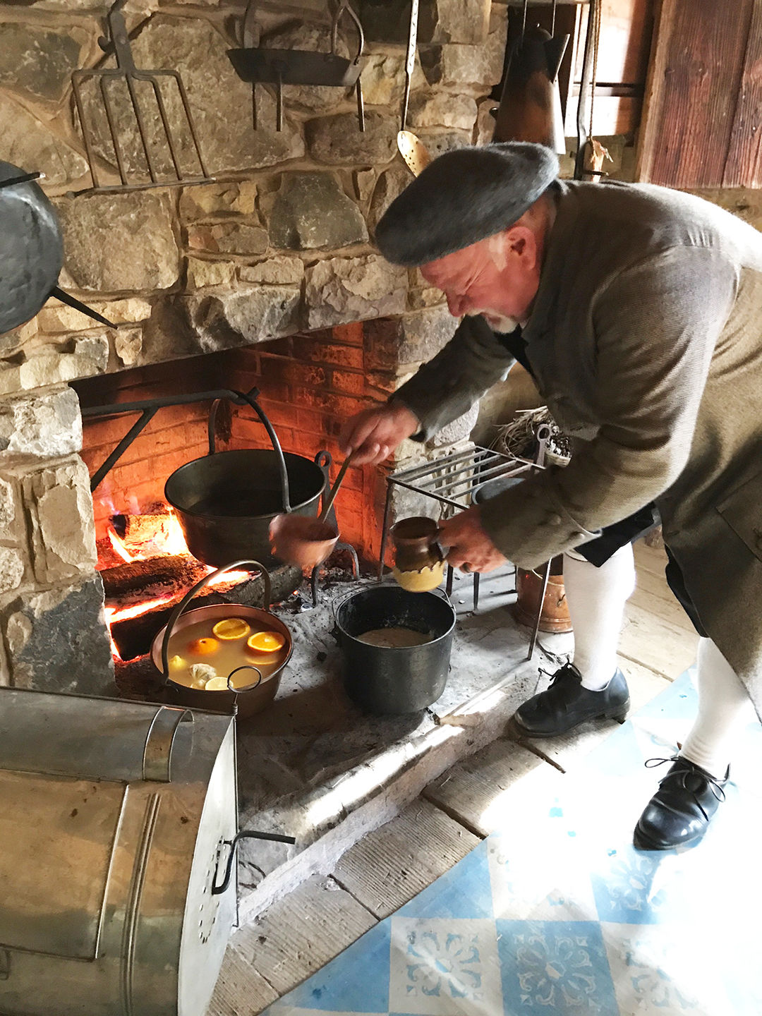 Sycamore Shoals State Historic Park featuring two shows this weekend