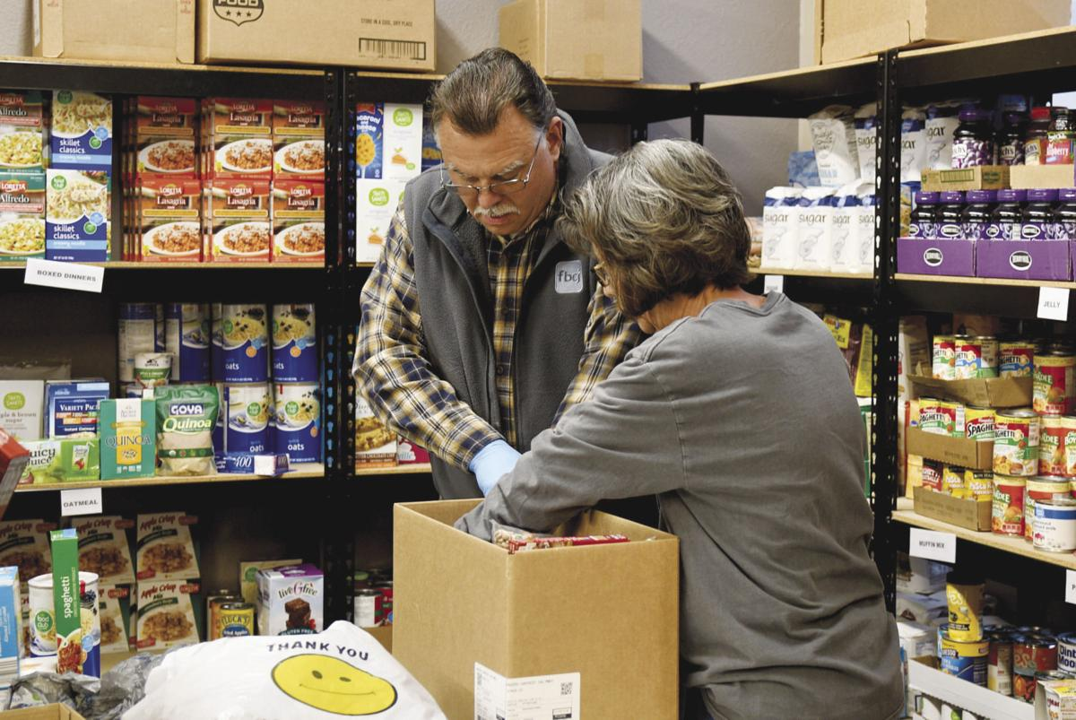 With need rising, Jonesborough food pantry adds extra pickup day, looking for volunteers