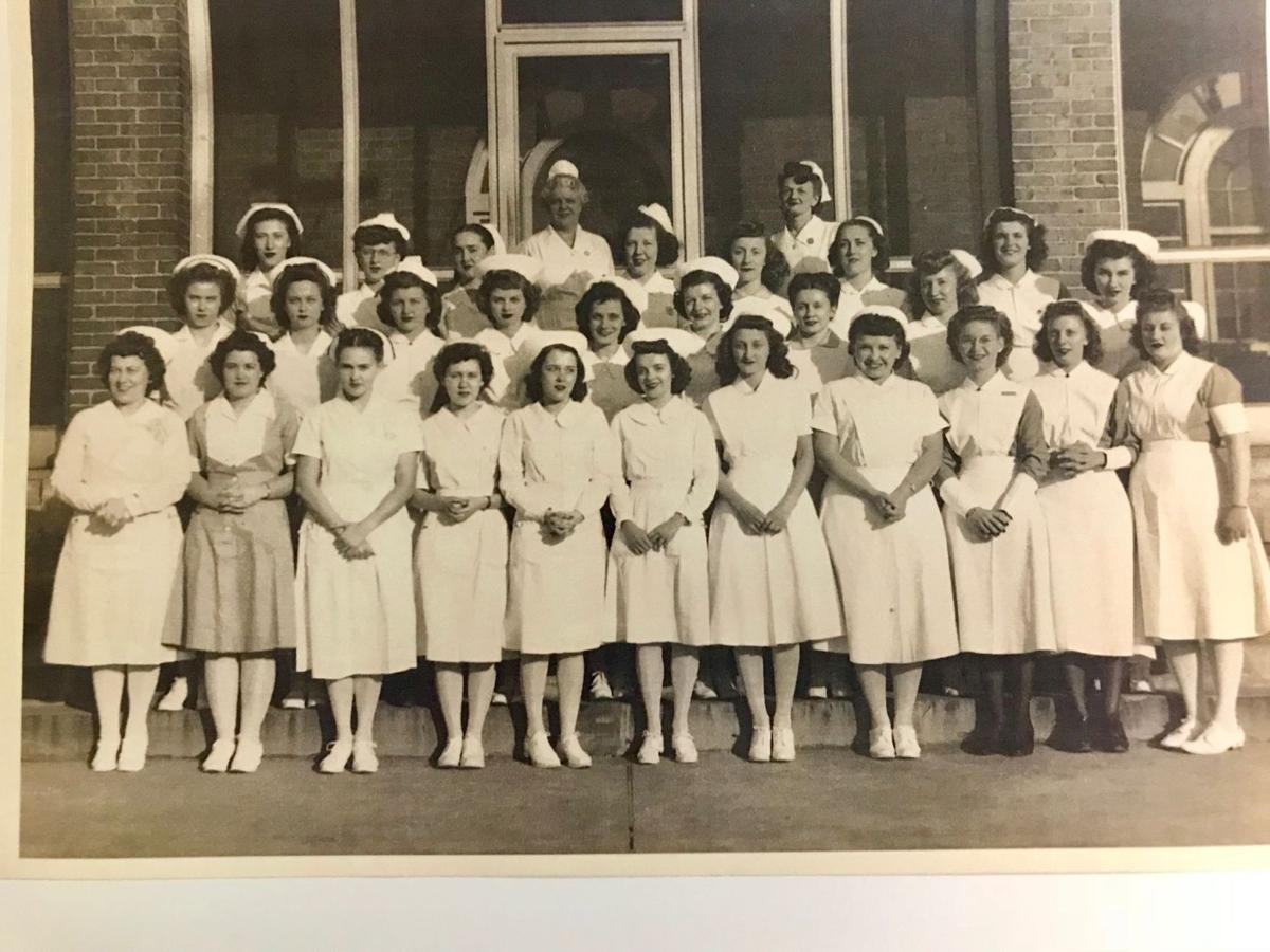 Giving credit to those who served in U.S. Nurse Cadet Corps