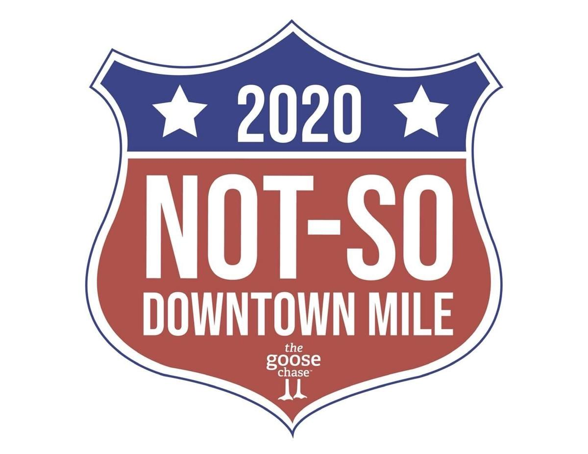 """2020 """"Not-So"""" Downtown Mile"""