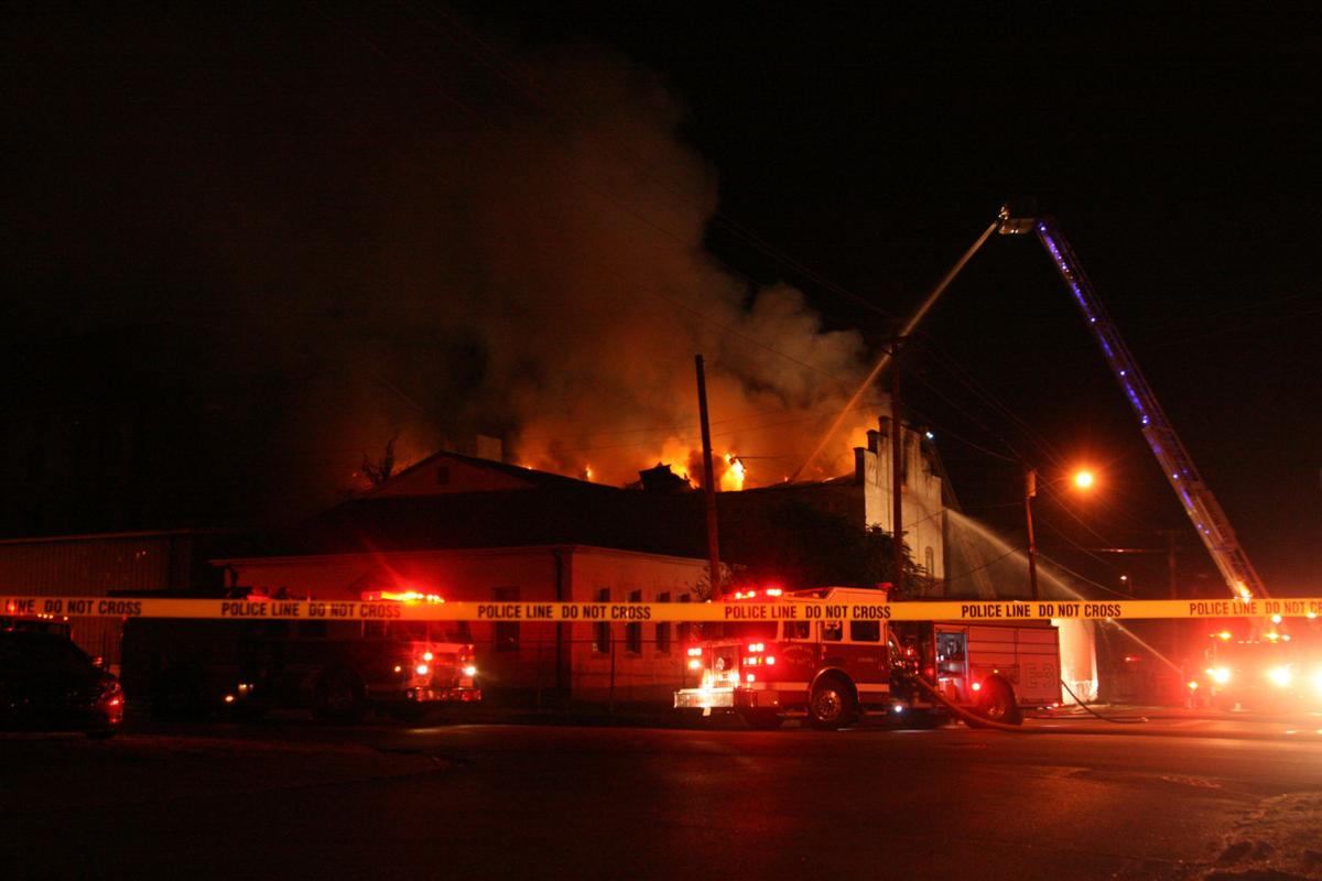 Investigation continues into fire at Model Mill
