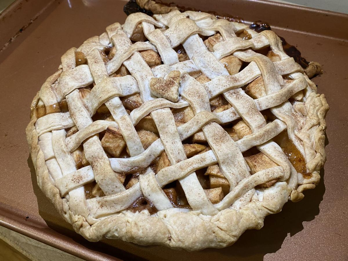 Roberts Apple Pie (Finished)