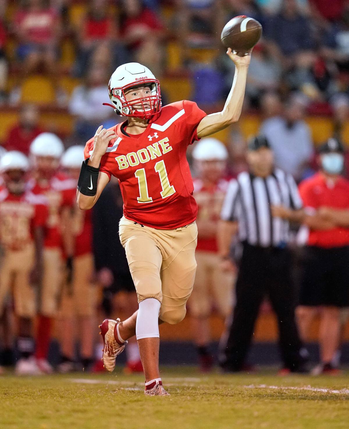 Varsity Football Elizabethton at Daniel Boone