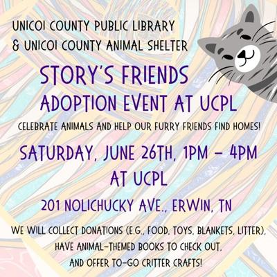 UCPL Story's Friends