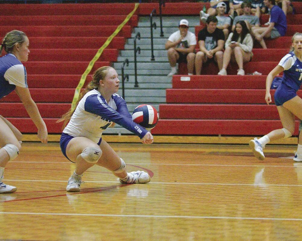 West Ridge-Sullivan East volleyball 1