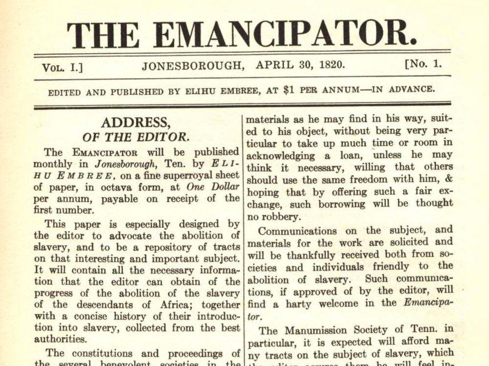The Emancipator
