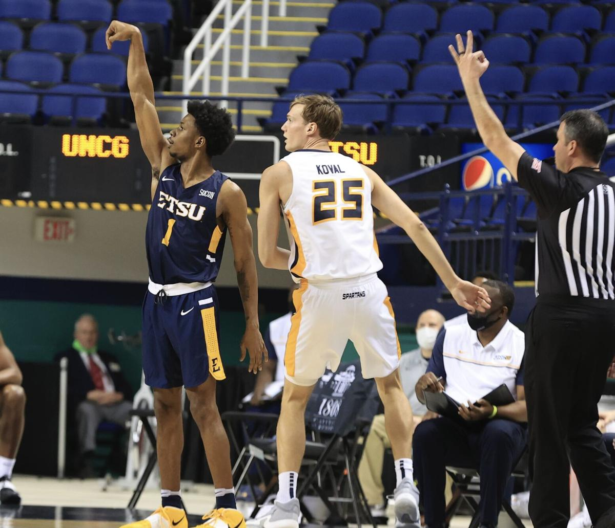 Smith Comes Around As Bucs Win At Greensboro Sports Johnsoncitypress Com