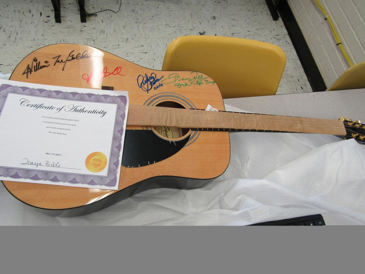 Central Elementary Guitar Auction Starts Tonight On Ebay News Johnsoncitypress Com