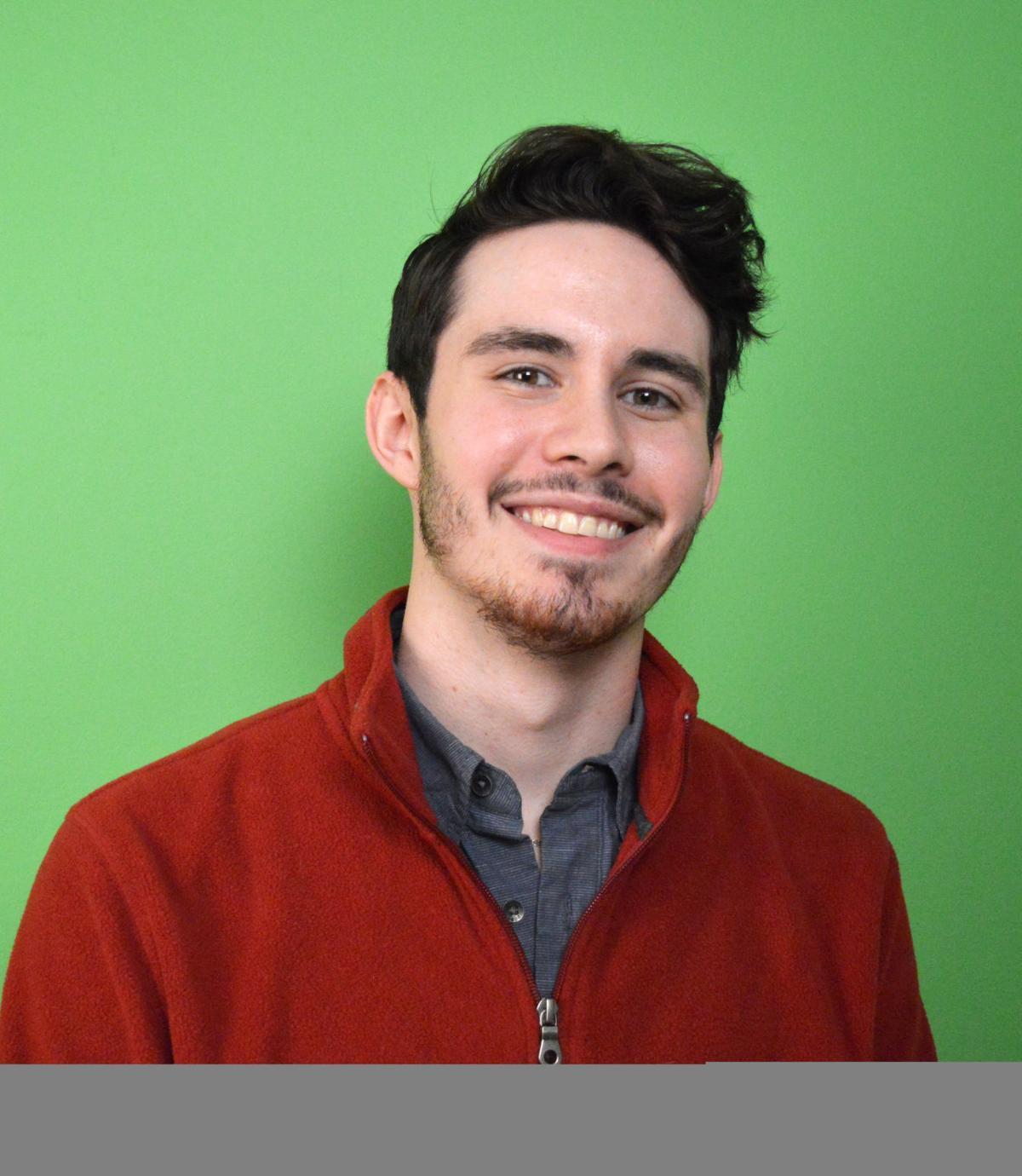 Meet our intern: Jonathan Roberts