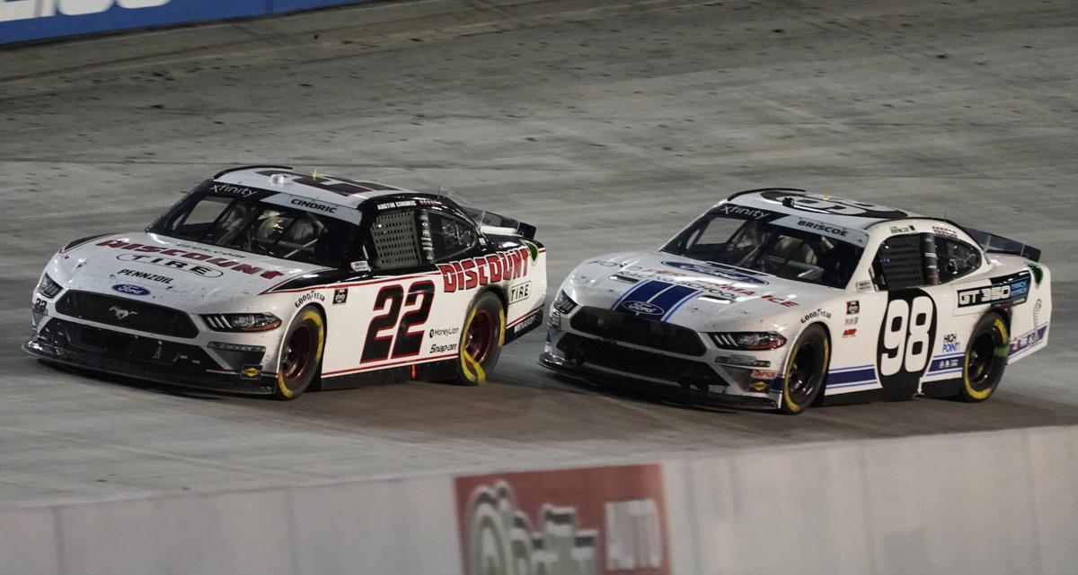 NASCAR Xfinity Bristol Auto Racing