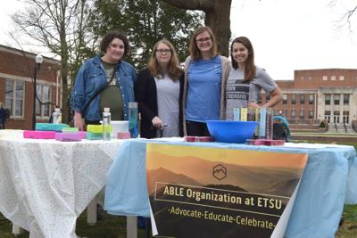 ETSU student organizations educate others about disability advocacy