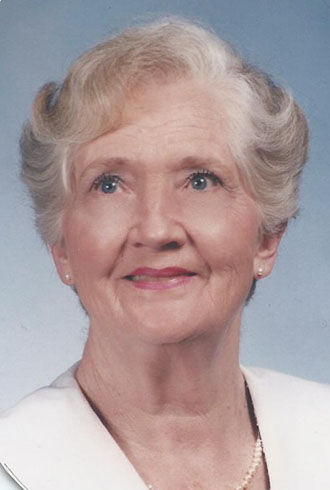 Mrs. Geraldine Ruble Bradley