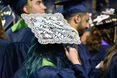 ETSU's list of spring graduates