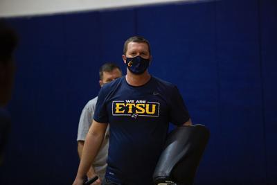 Matt Wise ETSU practice