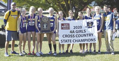 Lady Blazers win 4A state title