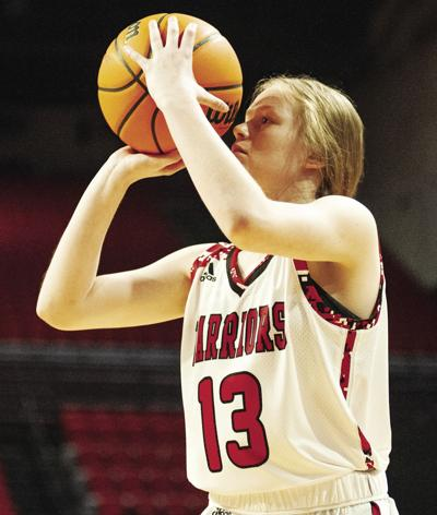 Lady Warriors looking to surprise