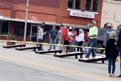 Sponsors add money to Fulton Co. Fair Corn Hole Tournament