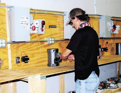 BRTC's local electrical apprenticeship program begins