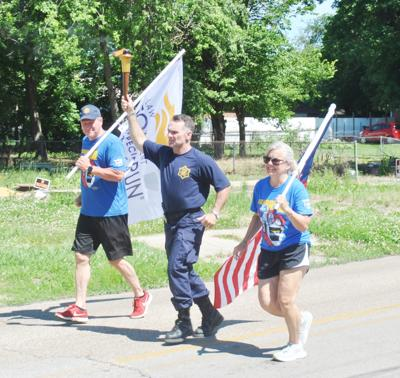 Special Olympics is 'back at it'