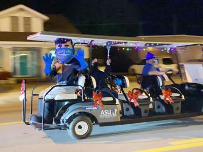 Newport welcomes Christmas with another successful parade