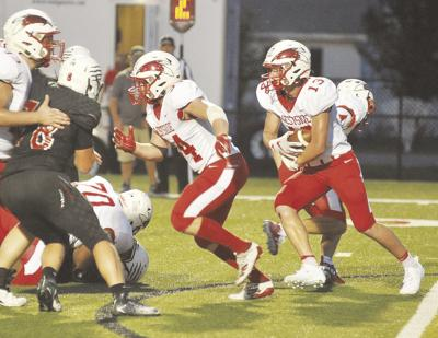 Ground game key for Warriors, Mustangs