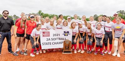Tuckerman softball team wins first state title in school history