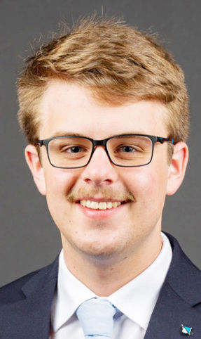 Goldwater Scholarship awarded to Nathan May