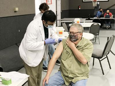 State still working to get shots in arms
