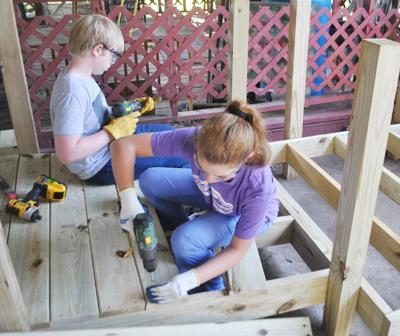 Ozark Mission Project completes work in four communities