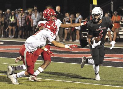 Colts spoil Bearcats' home opener